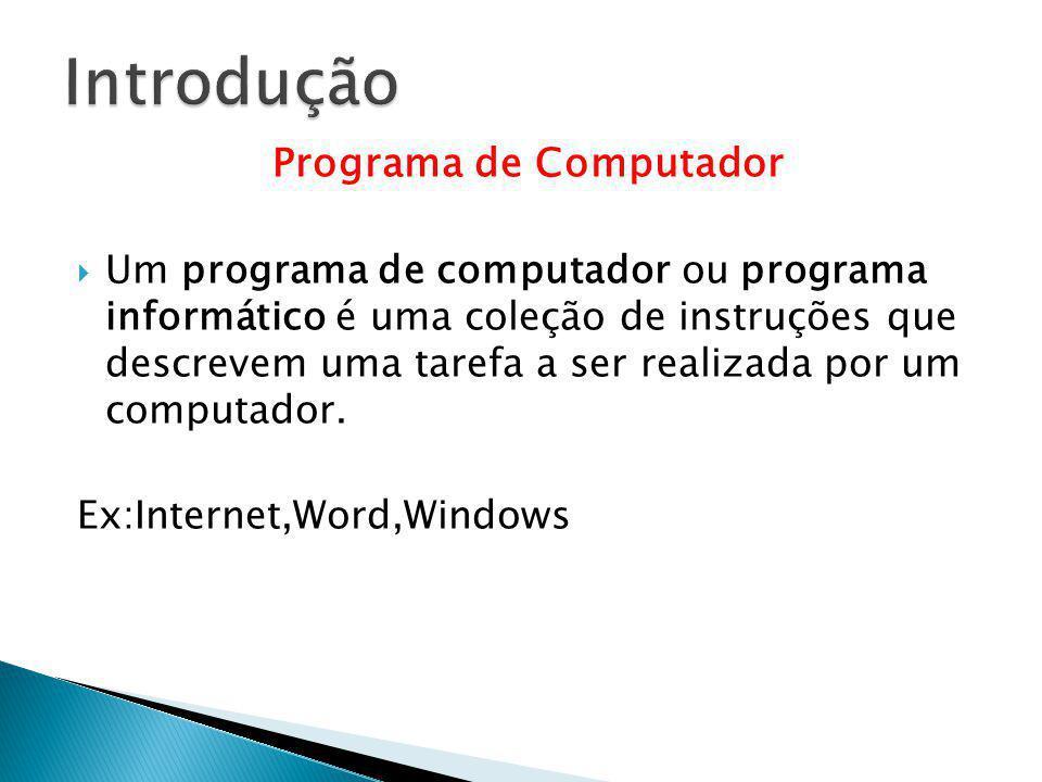 Programa de Computador