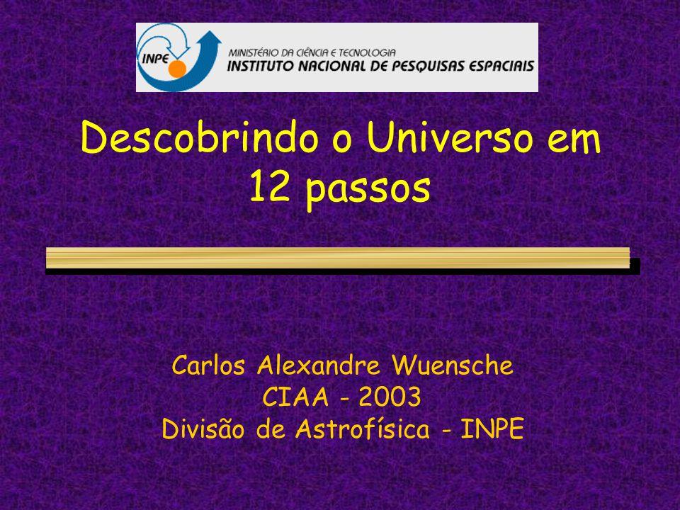 Descobrindo o Universo em 12 passos