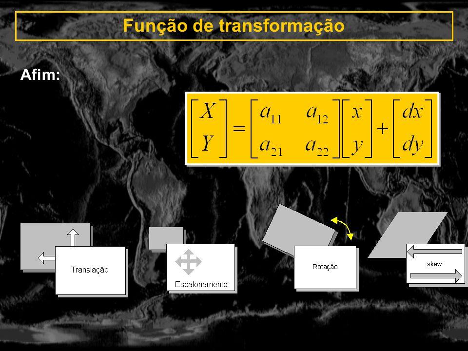 Função de transformação