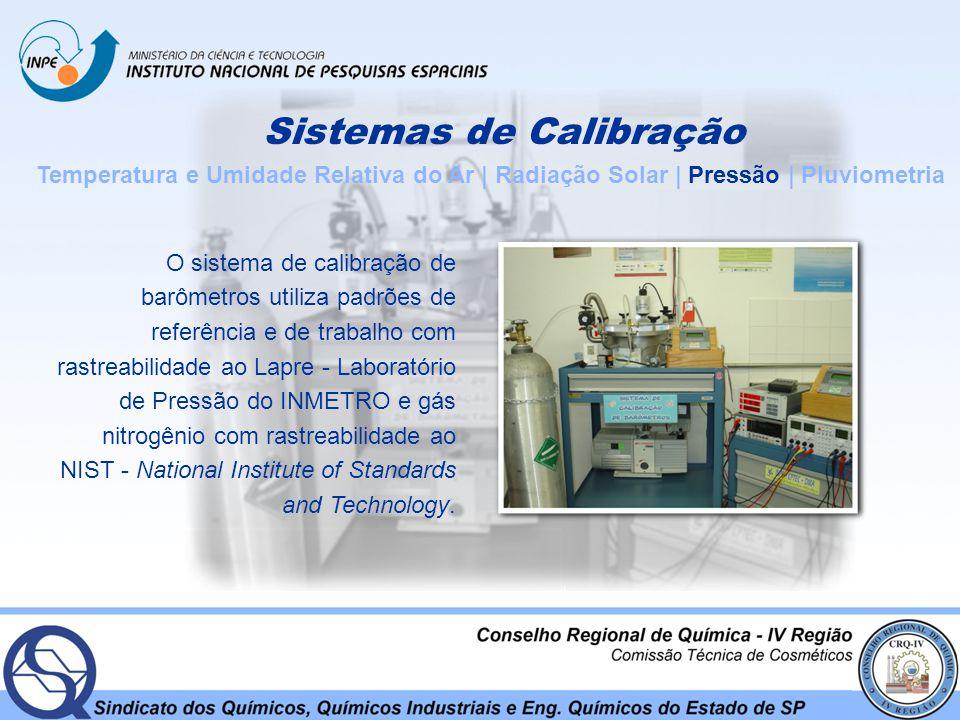 Sistemas de Calibração