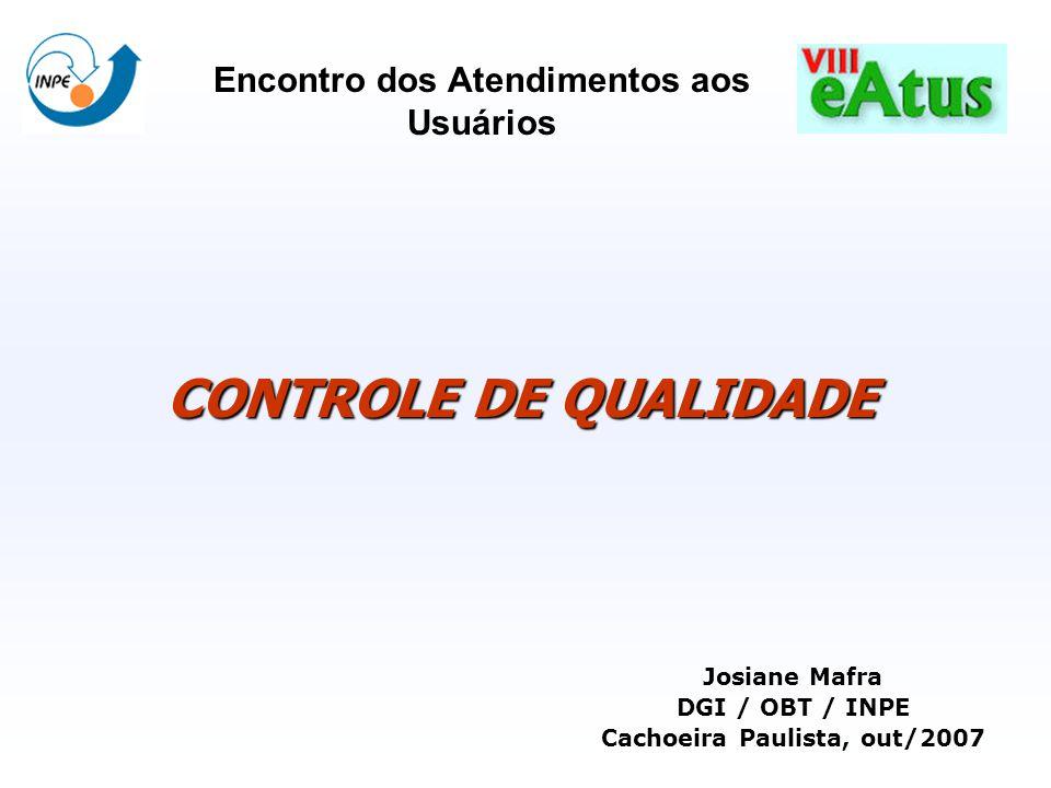 Encontro dos Atendimentos aos Usuários Cachoeira Paulista, out/2007