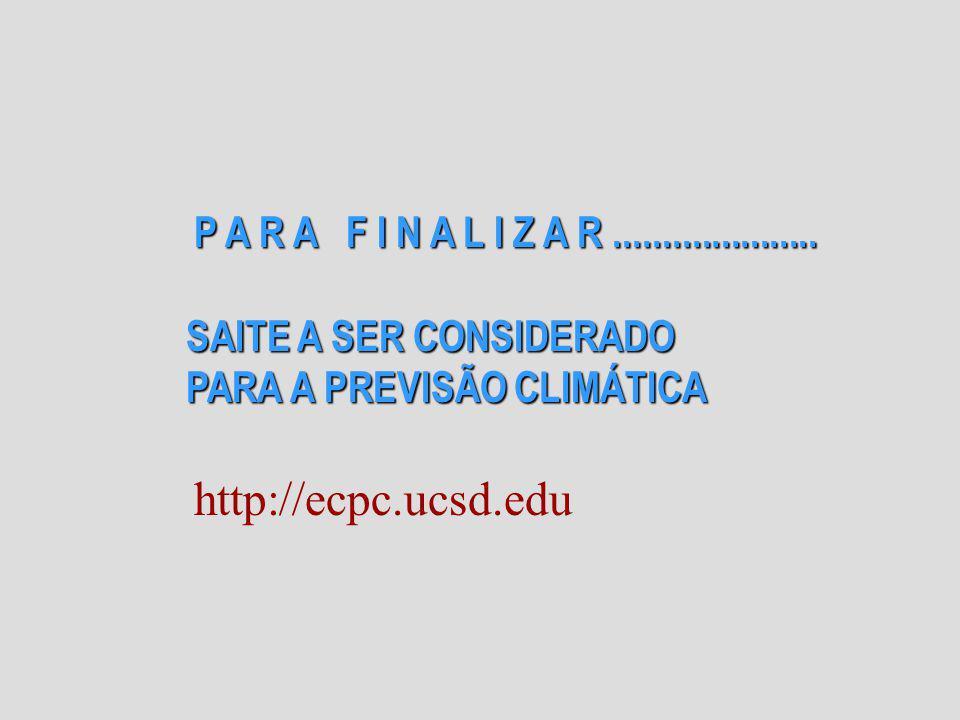 http://ecpc.ucsd.edu P A R A F I N A L I Z A R .....................
