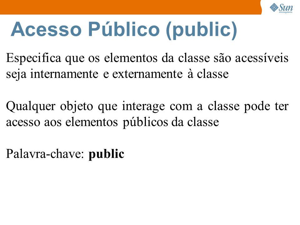 Acesso Público (public)