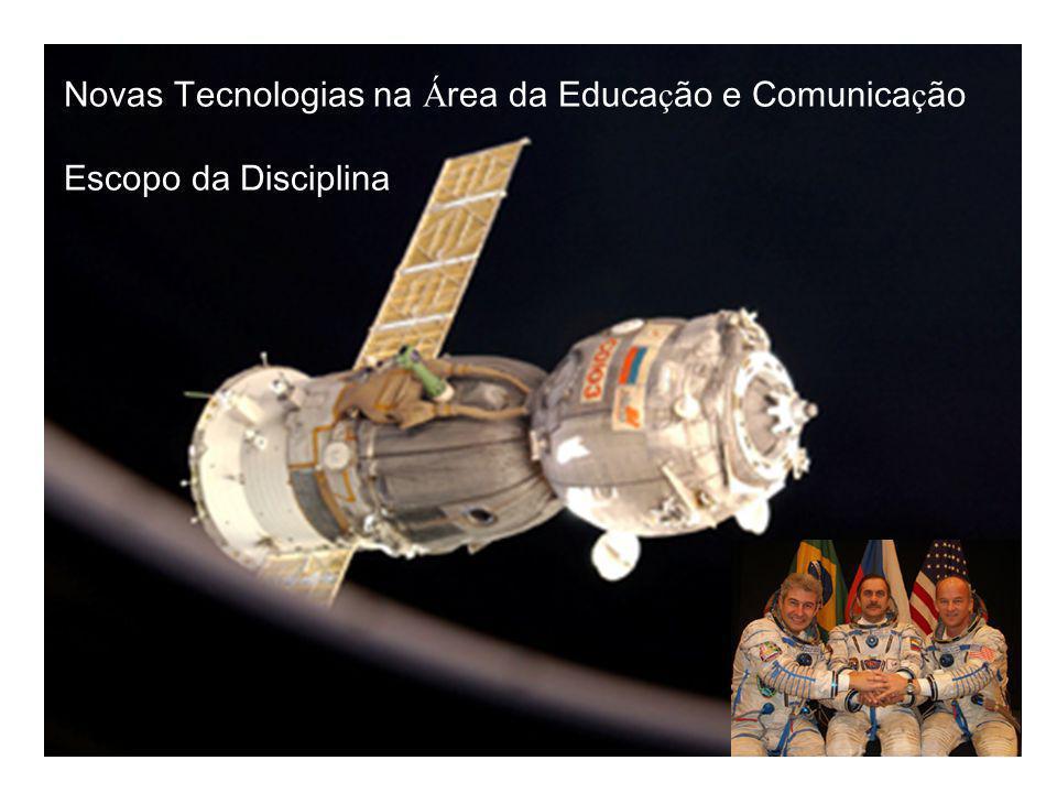 Novas Tecnologias na Área da Educação e Comunicação