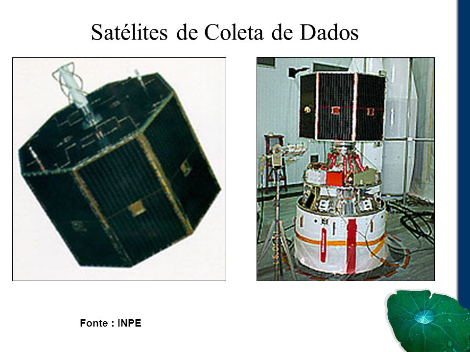 Satélites de Coleta de Dados