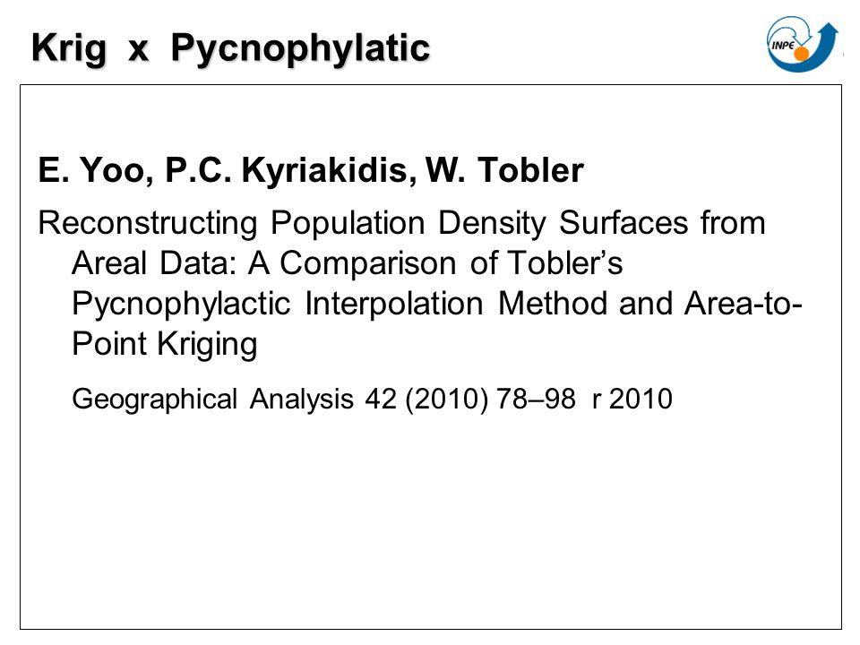 Krig x Pycnophylatic E. Yoo, P.C. Kyriakidis, W. Tobler