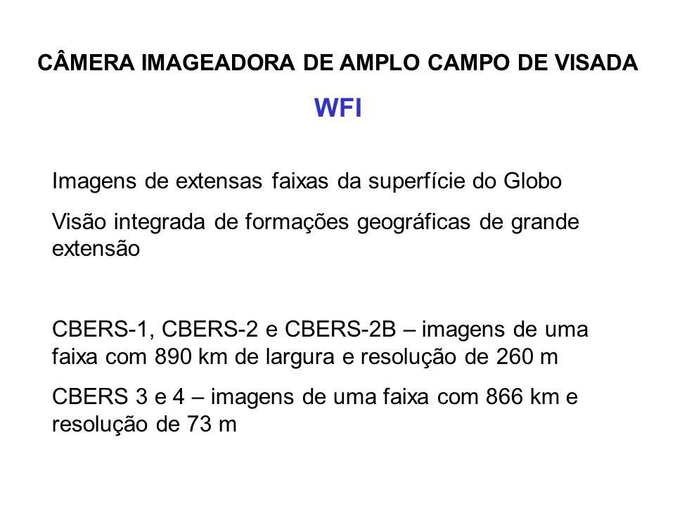 CÂMERA IMAGEADORA DE AMPLO CAMPO DE VISADA