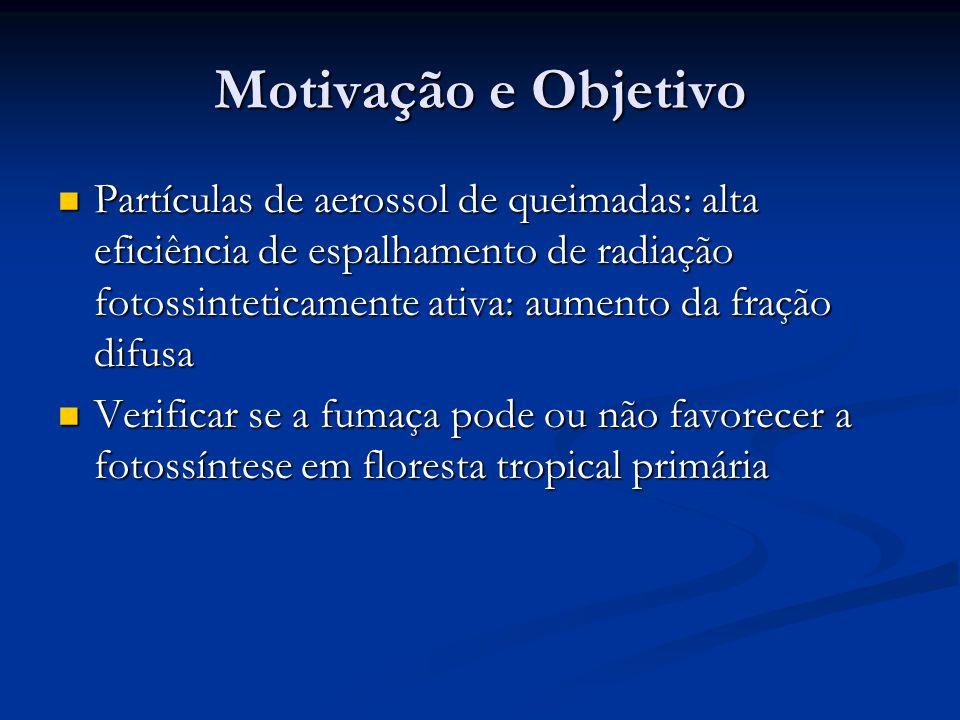 Motivação e Objetivo
