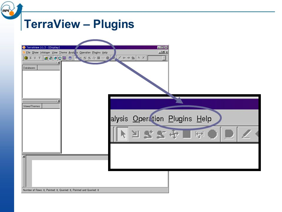 TerraView – Plugins