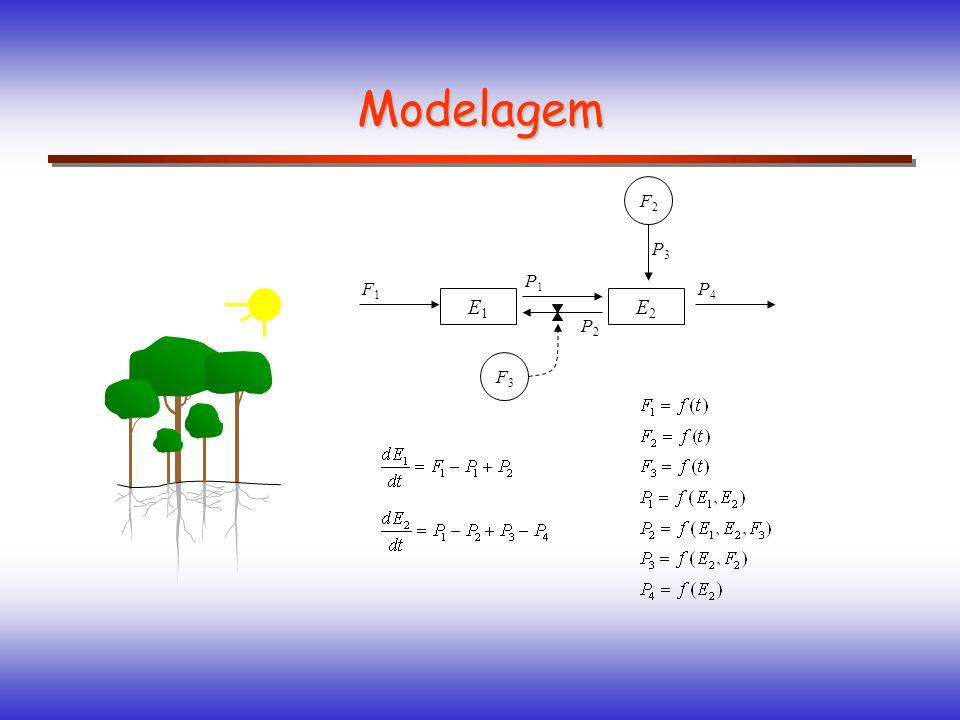 Modelagem F2 P3 P1 F1 P4 E1 E2 F3 P2