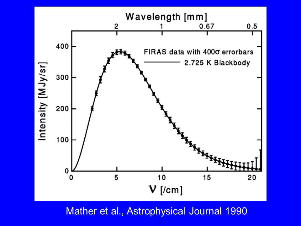 Mather et al., Astrophysical Journal 1990