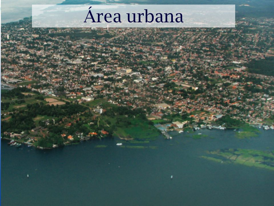 Área urbana