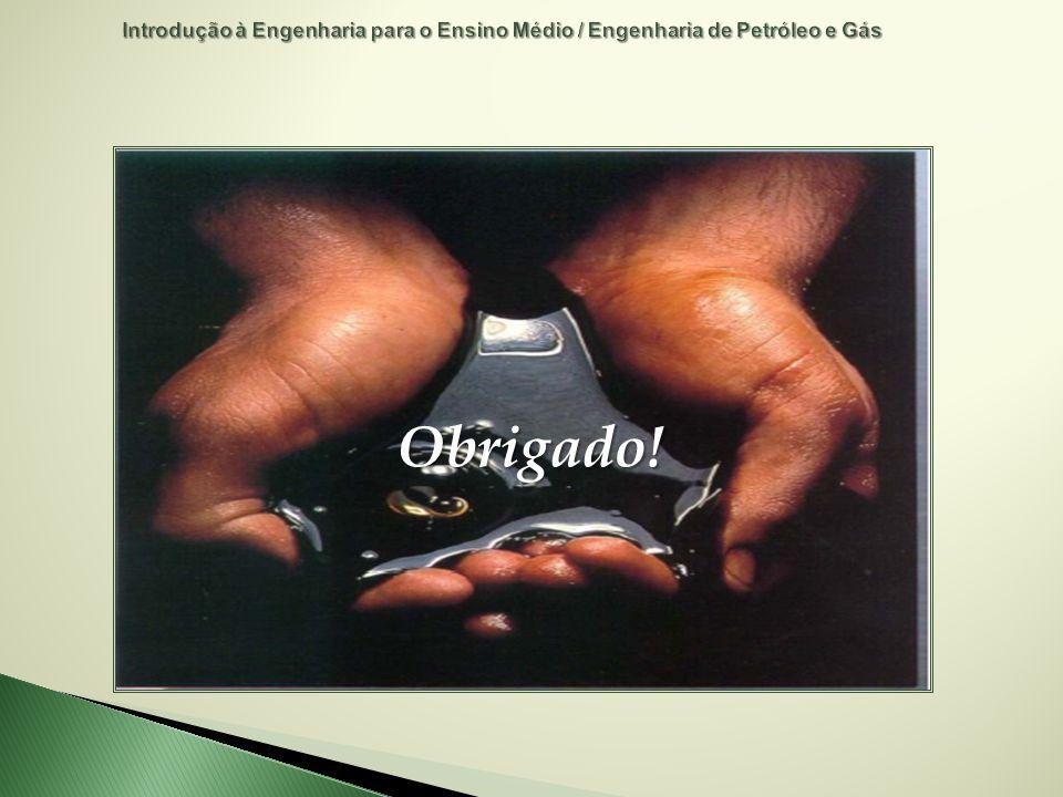 Introdução à Engenharia para o Ensino Médio / Engenharia de Petróleo e Gás