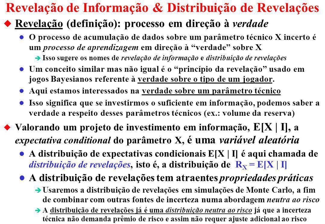 Revelação de Informação & Distribuição de Revelações