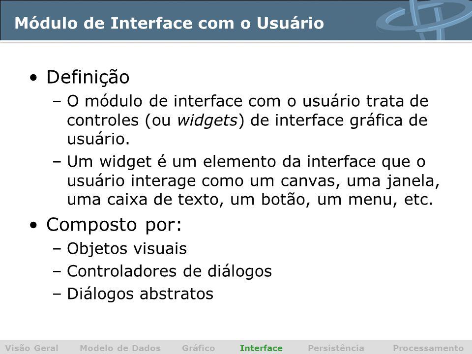 Módulo de Interface com o Usuário