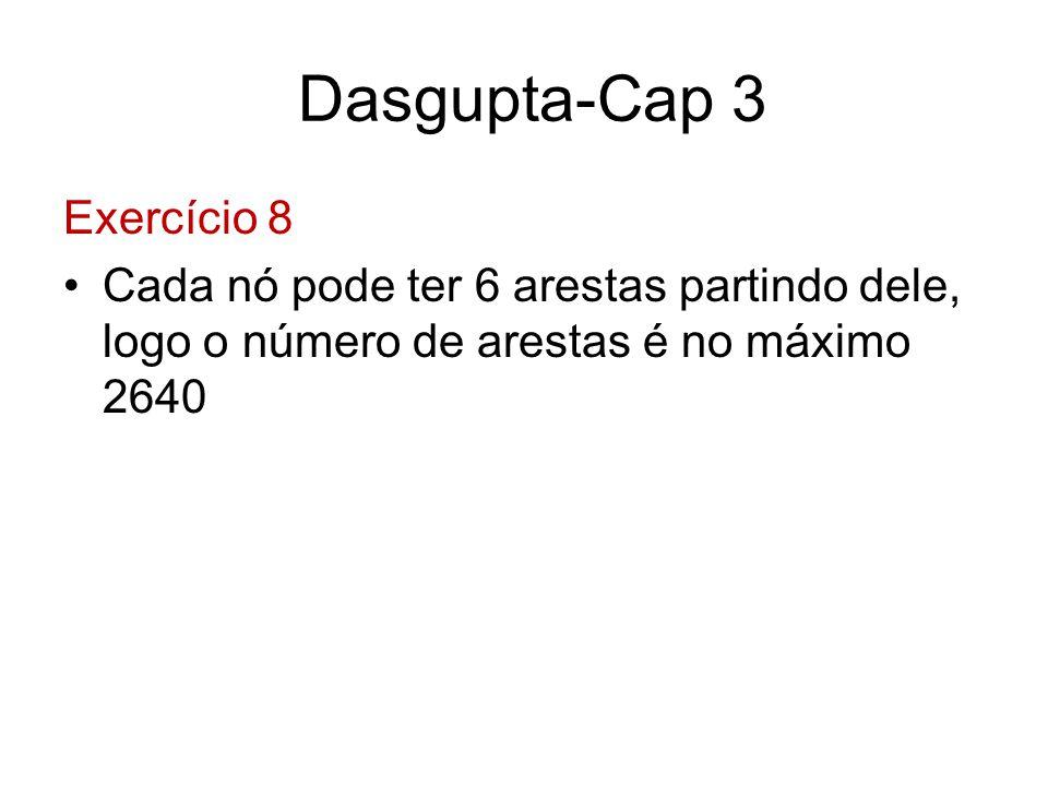 Dasgupta-Cap 3 Exercício 8
