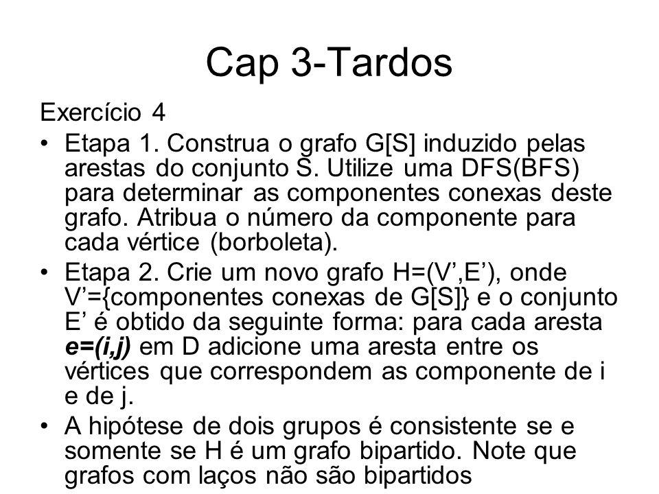 Cap 3-Tardos Exercício 4.