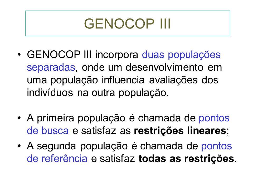 GENOCOP III