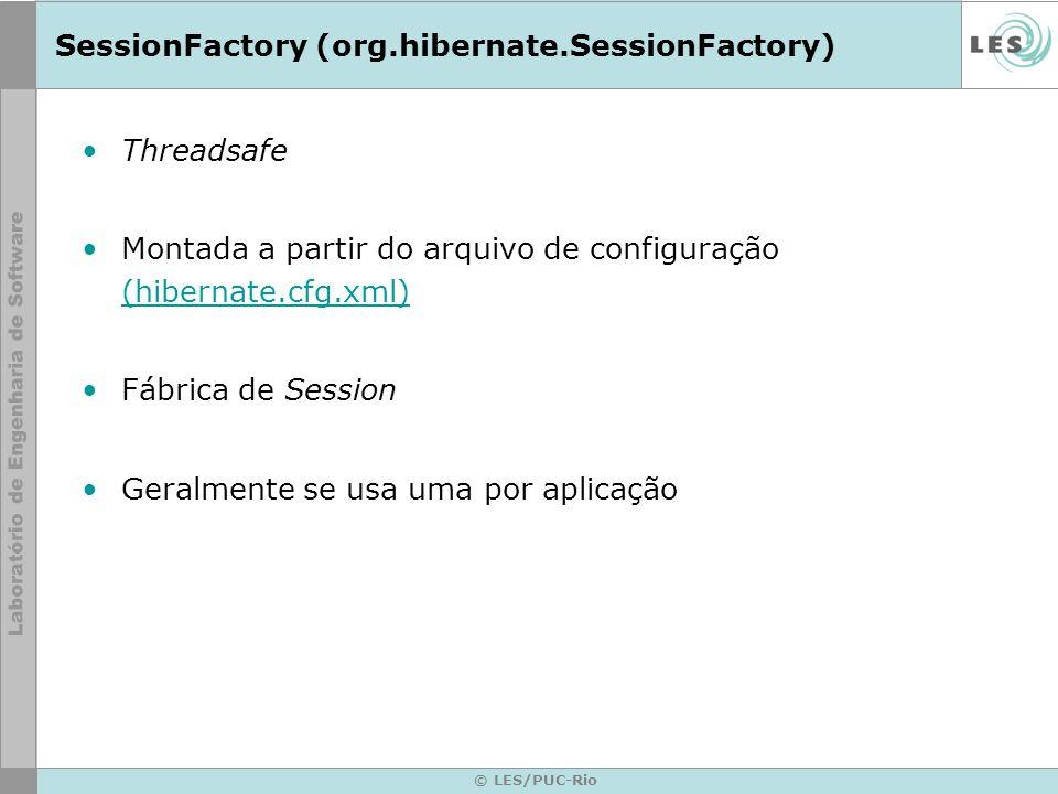 SessionFactory (org.hibernate.SessionFactory)