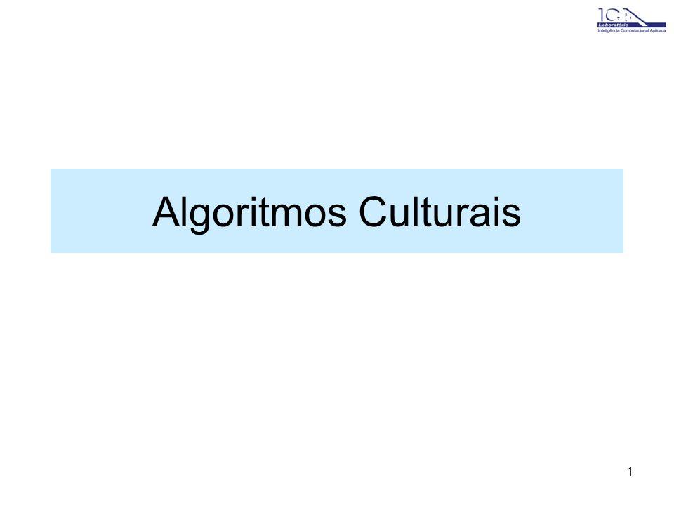 Algoritmos Culturais