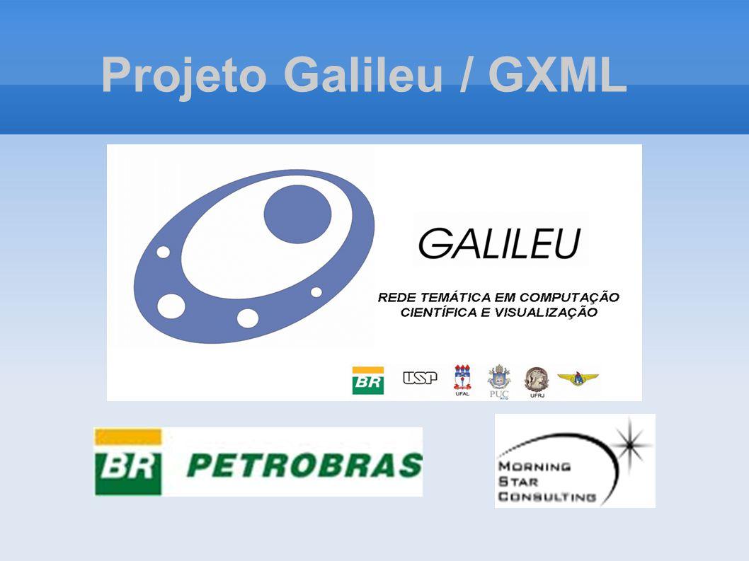 Projeto Galileu / GXML