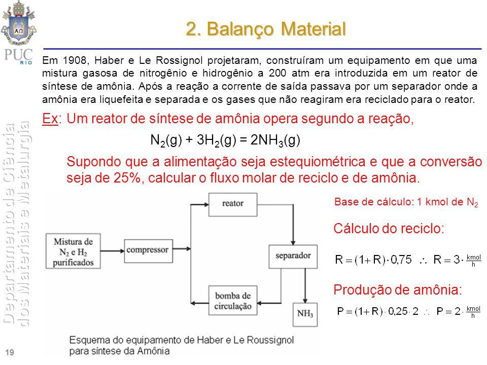 01.04.2017 2. Balanço Material.