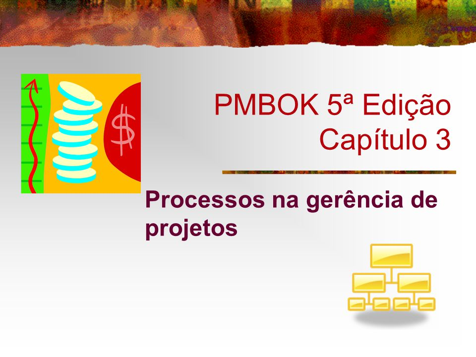 PMBOK 5ª Edição Capítulo 3