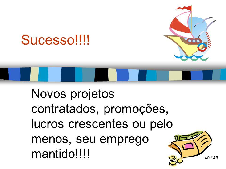 Sucesso!!!.