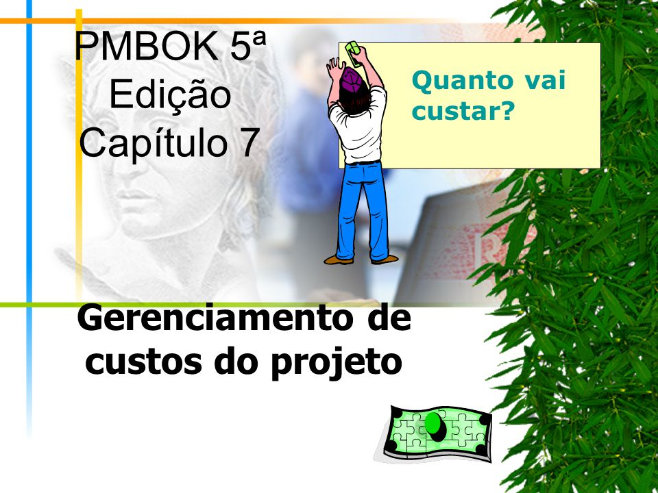 PMBOK 5ª Edição Capítulo 7