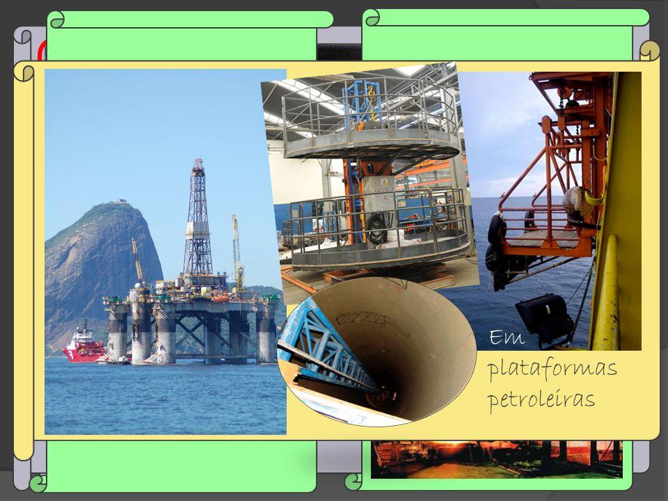 Outros usos industriais:
