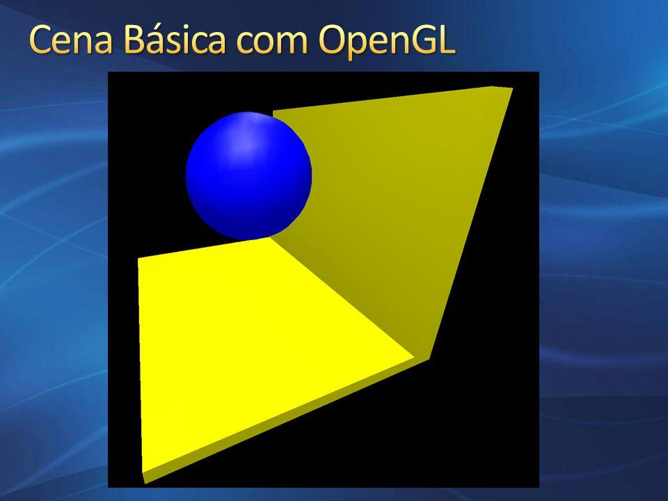Cena Básica com OpenGL 4/1/2017 12:39 PM