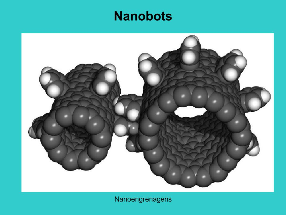 Nanobots Nanoengrenagens