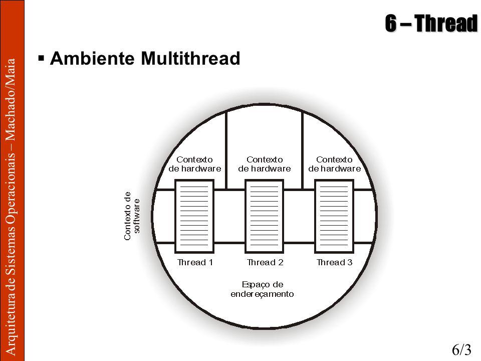 6 – Thread Ambiente Multithread 6/3