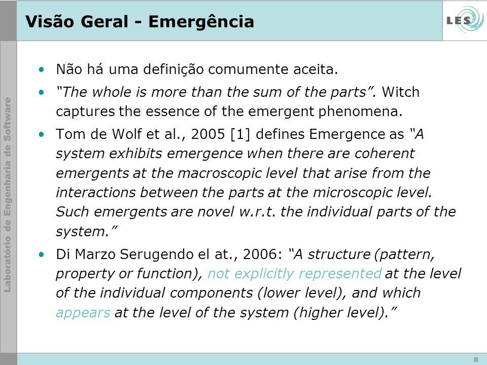 Visão Geral - Emergência