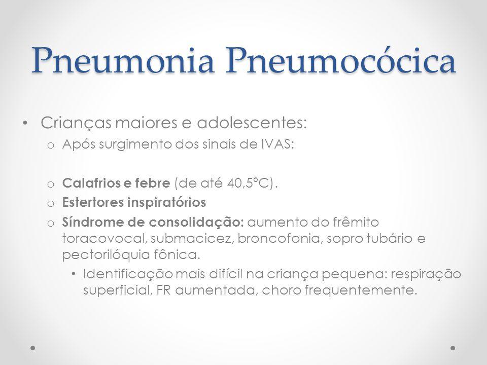 Pneumonia Pneumocócica