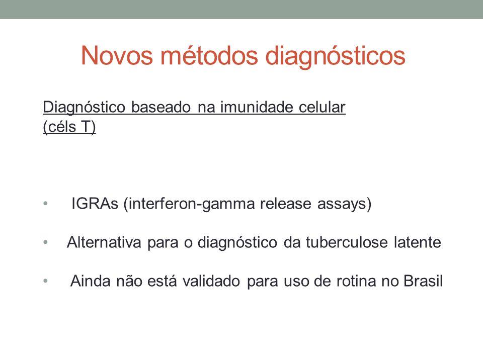 Novos métodos diagnósticos