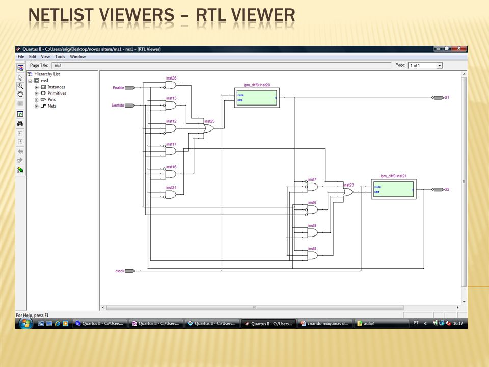 netlist viewers – rtl viewer