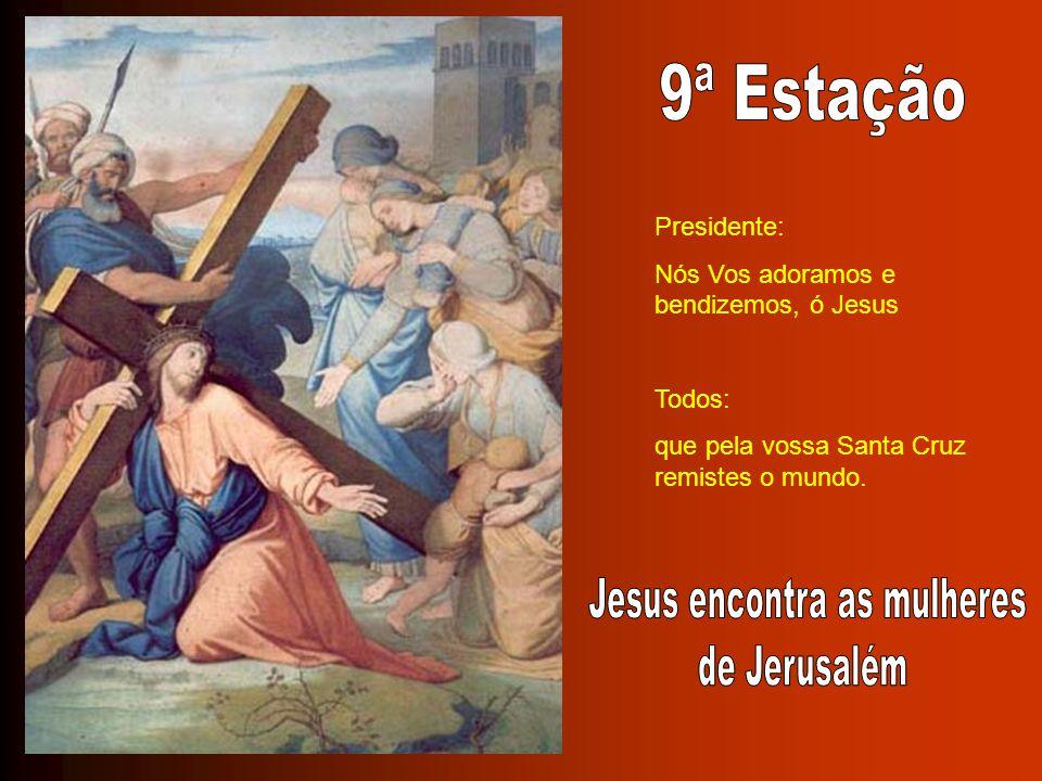 Jesus encontra as mulheres