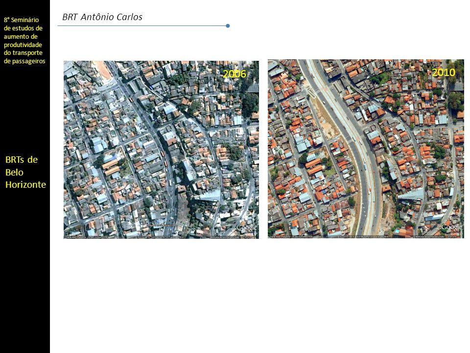 BRT Antônio Carlos 2010 2006