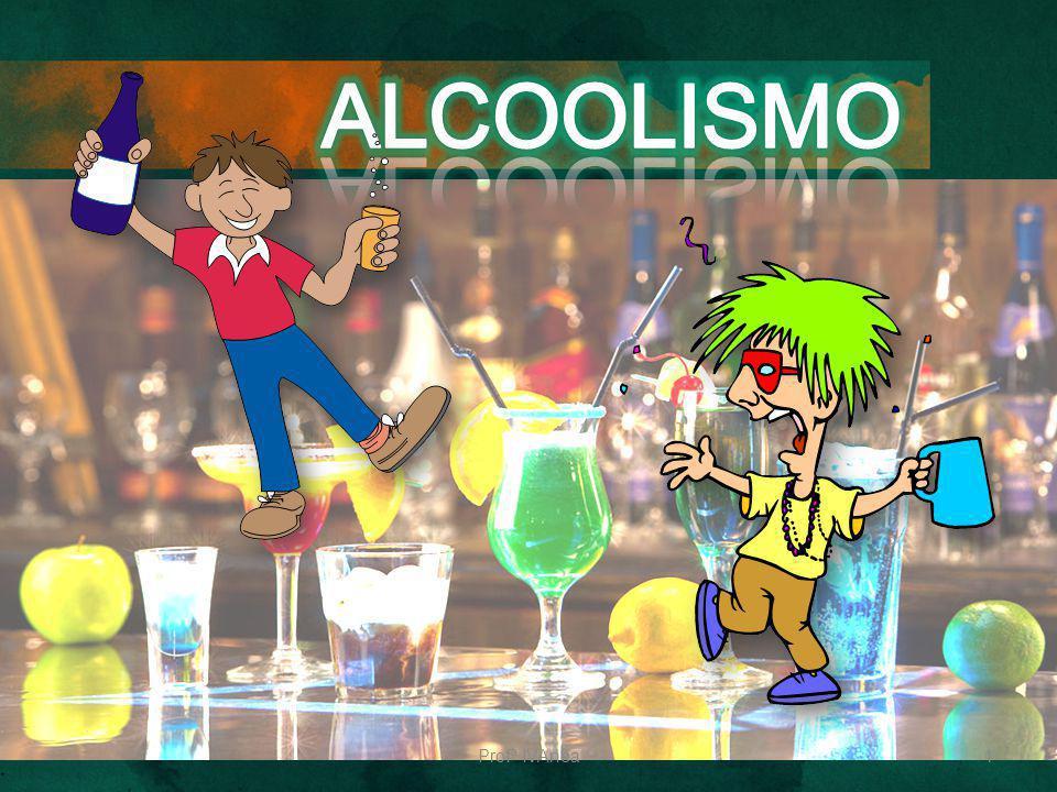 ALCOOLISMO Profª IVAnéa