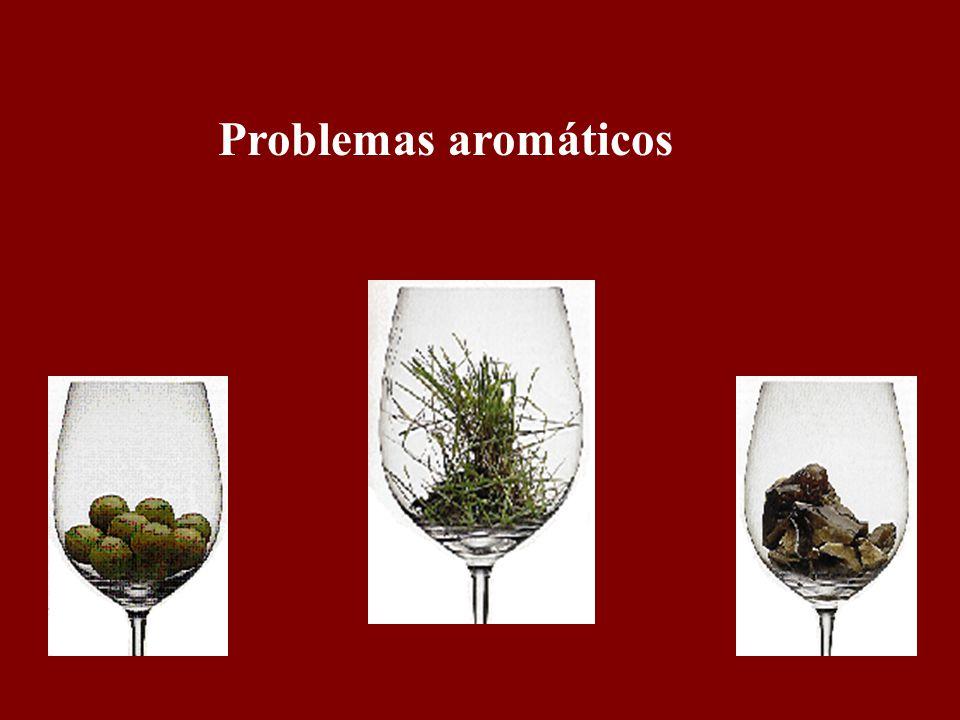 Problemas aromáticos