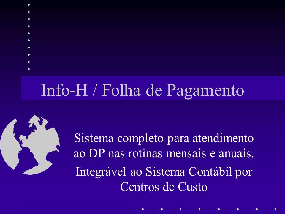 Info-H / Folha de Pagamento