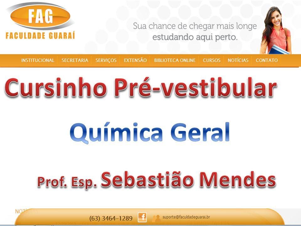 Cursinho Pré-vestibular Prof. Esp. Sebastião Mendes