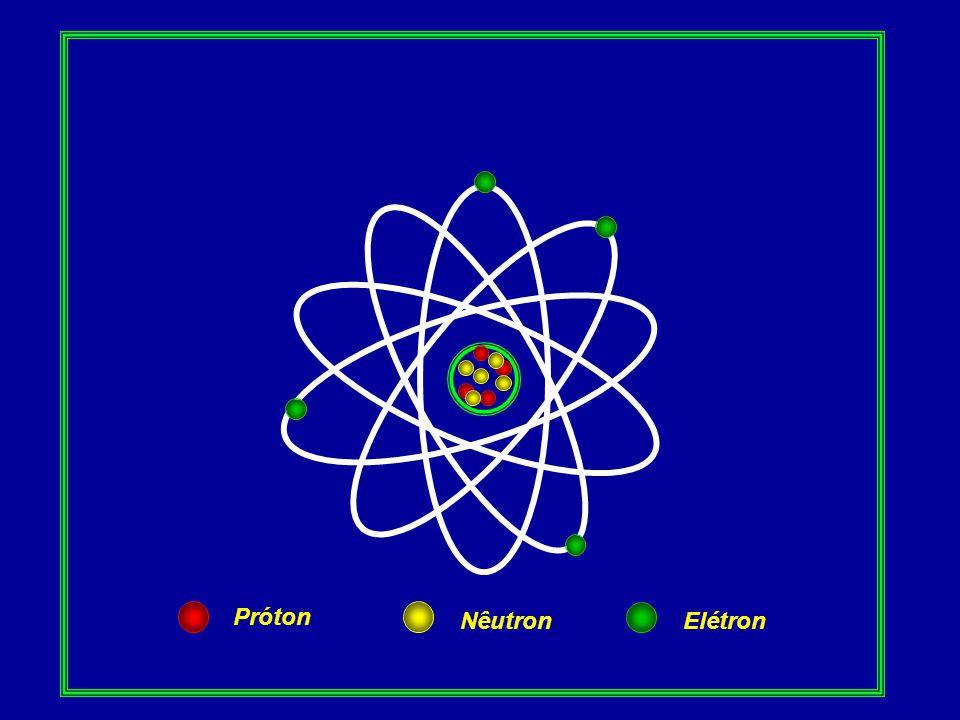 Próton Nêutron Elétron