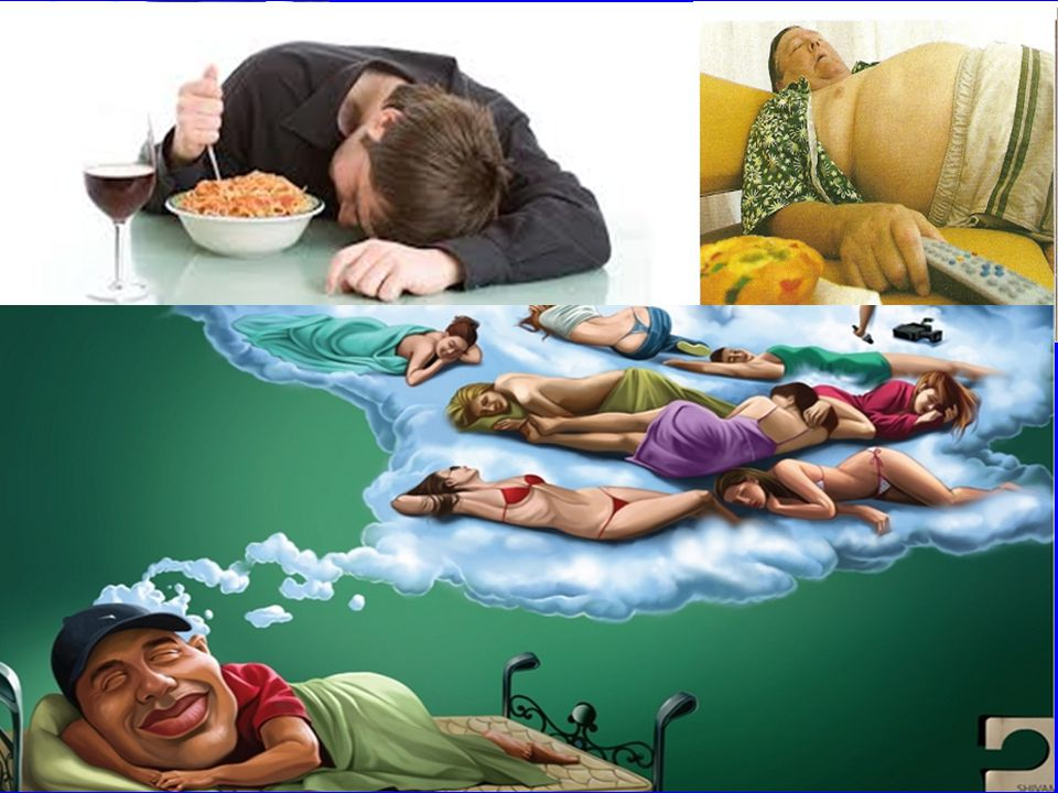 Porquê sentimos sono após comermos