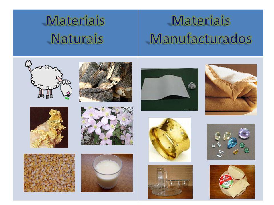 Materiais Manufacturados