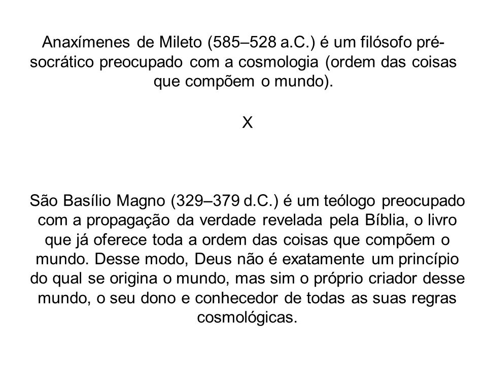 Anaxímenes de Mileto (585–528 a. C