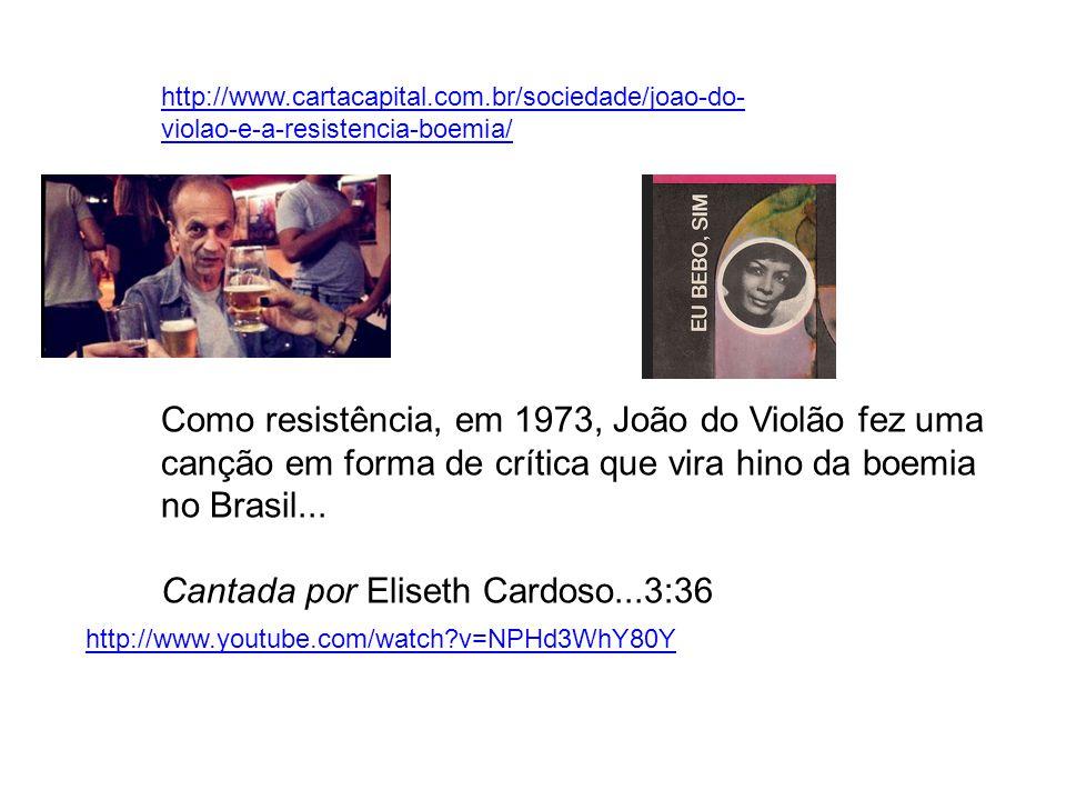 Cantada por Eliseth Cardoso...3:36