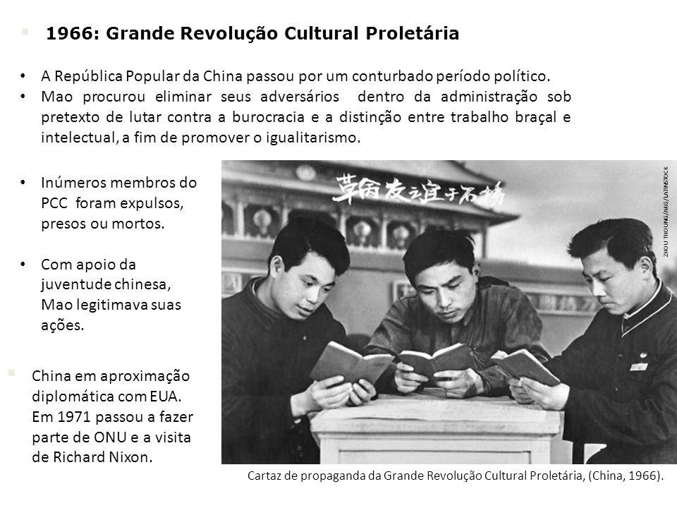 1966: Grande Revolução Cultural Proletária