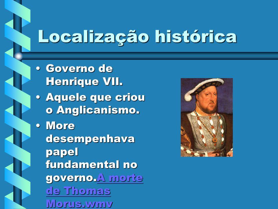 Localização histórica